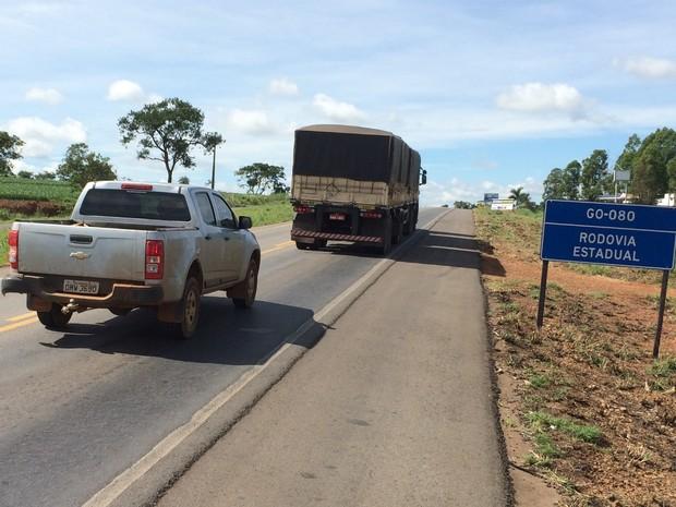 Governo anuncia terceirização de rodovias estaduais de Goiás (Foto: Vitor Santana/G1)