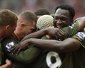Gentileza e gols: Lukaku brilha antes e durante vitória do Everton fora de casa