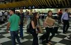 Confira voos em Congonhas (Reprodução Globo News)