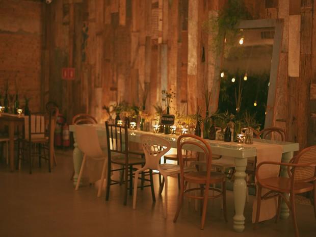 Casamentos em restaurante: Manioca (Foto: Divulgação)