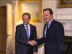 Termina sem acordo reunião do Reino Unido com Conselho Europeu