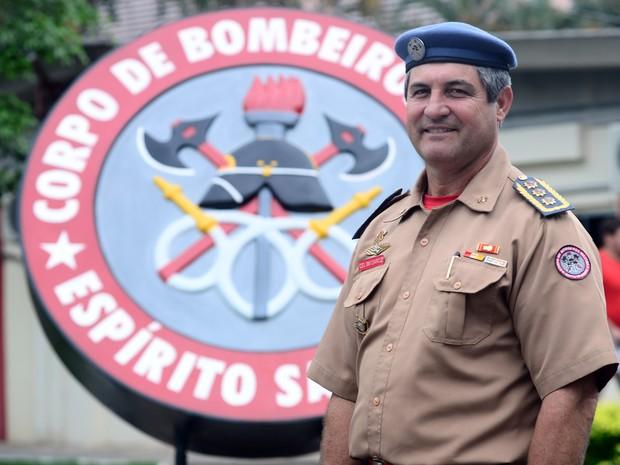 Antônio Daroz, de 52 anos, que encerra os 25 anos de carreira. (Foto: Bernardo Coutinho/ A Gazeta)