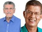 Herzem Gusmão e Zé Raimundo farão 2º turno em Vitória da Conquista
