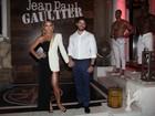 Famosos marcam presença em festa de Jean Paul Gaultier no Rio