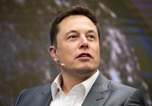 O CEO da Tesla Motors e da SpaceX, Elon Musk (Foto: Rashid Umar Abbasi/Reuters)