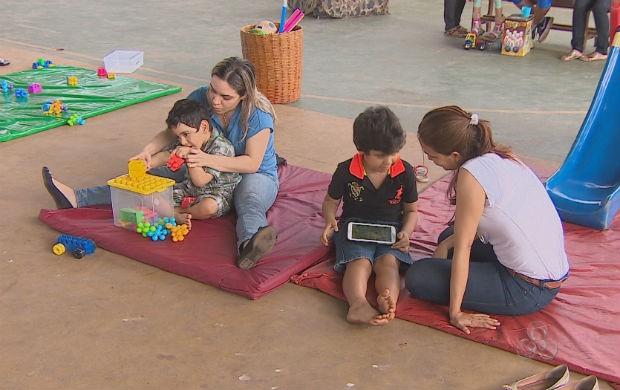 Dia Mundial de Conscientização do Autismo (Foto: Reprodução/TV Amapá)