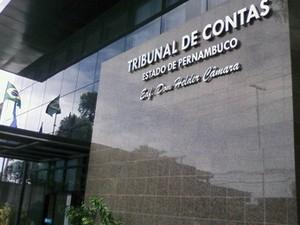 Tribunal de Contas de Pernambuco (Foto: Divulgação)