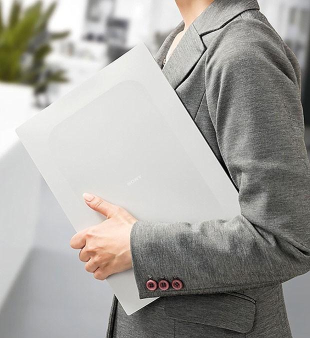 DPT-RP1, o novo tablet da Sony com tecnologia e-ink (Foto: Reprodução)