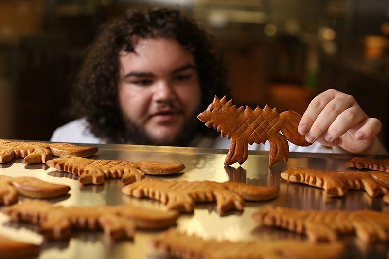 Torta Quente: o maior empreendedor de Game of Thrones que você respeita (Foto: Reprodução/Deliveroo)