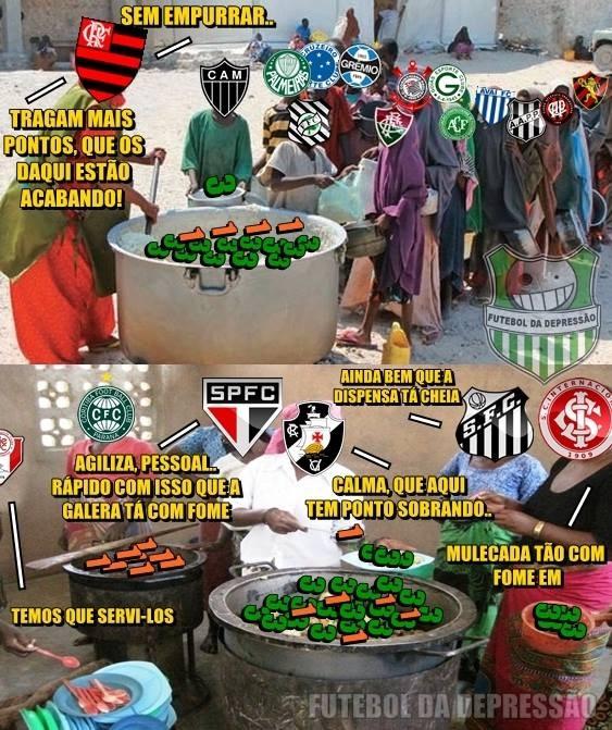 Flamengo zoações