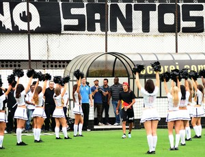 Neymar Santos Vila Belmiro (Foto: Marcos Ribolli / globoesporte.com)