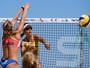 Duplas olímpicas femininas do Brasil vencem na estreia do Major de Porec