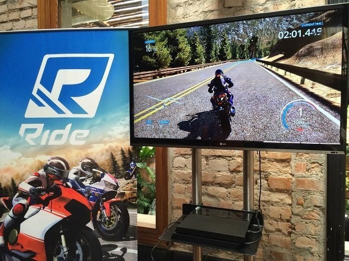 Testamos Ride, nova franquia de motos da nova geração (Foto: Reprodução/Victor Teixeira)