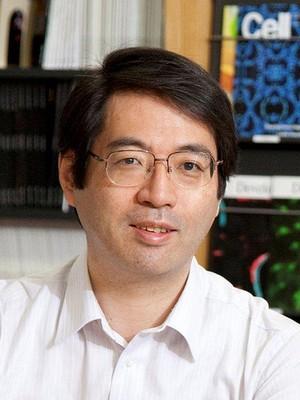 O cientista Yoshiki Sasai. Ele sucumbiu à pressão (Foto: Wikimedia Commons)