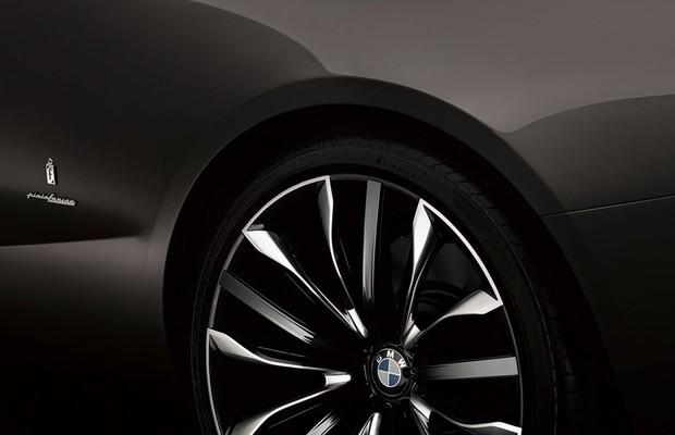 BMW Pininfarina Gran Lusso Coupé  (Foto: BMW)