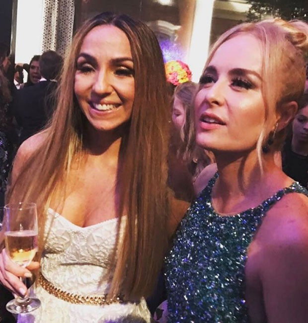Angélica com a noiva Germana Johannpeter (Foto: Reprodução/Instagram)