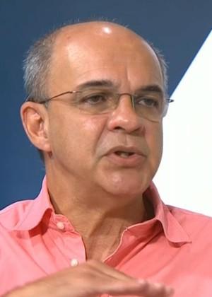 Eduardo Bandeira de Mello Flamengo (Foto: Reprodução SporTV)