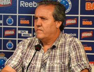 José Maria Fialho Cruzeiro (Foto: Marco Antônio Astoni/Globoesporte.com)