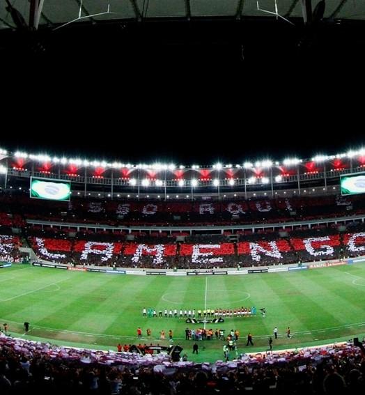 sem bandeira branca (Divulgação/Flamengo)