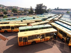 ônibus Belo Horizonte alta da tarifa (Foto: Alex de Jesus/O Tempo/ Estadão Conteúdo)