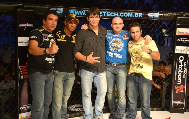 Erick Silva, Jungle Fight (Foto: Ivan Raupp / Globoesporte.com)