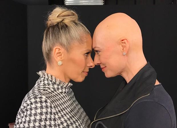 Adriane Galisteu e Laura Wie (Foto: Divulgação)