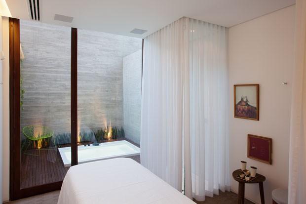 Design, arquitetura e mindfulness no Aigai Spa (Foto: Divulgação)