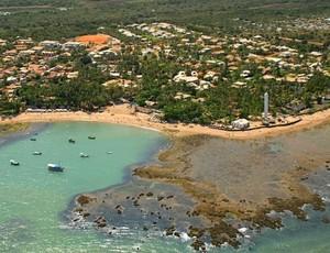 praia do forte bahia (Foto: Divulgação/ Ascom/Mata de São João)