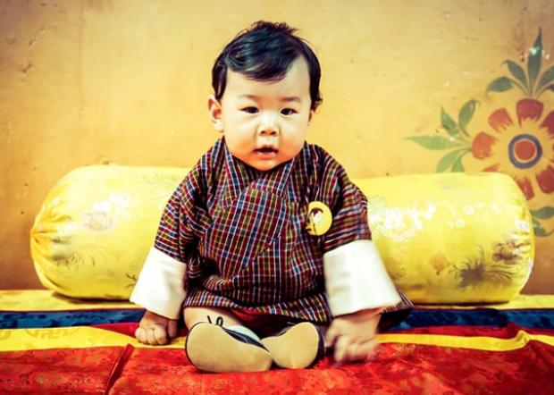 Jigme Namgyel Wangchuck (Foto: Reprodução/ Jigme Khesar Namgyel Wangchuck of Bhutan)