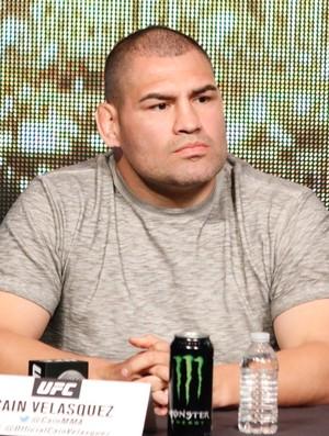 Cain Velásquez Coletiva UFC 200 (Foto: Evelyn Rodrigues)