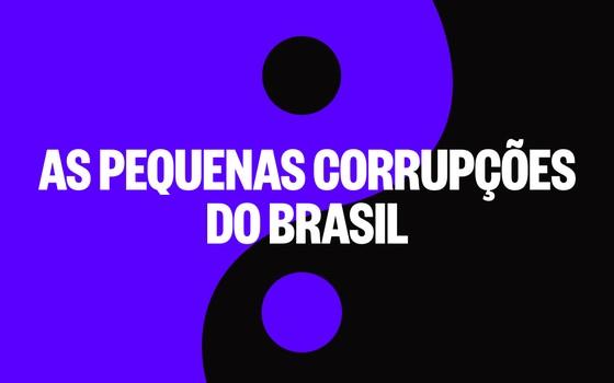 Para brasileiro, corrupção é um problema dos outros (Foto: ÉPOCA)
