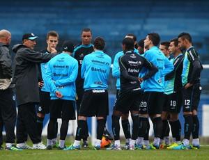 grêmio renato treino (Foto: Lucas Uebel/Grêmio FBPA)