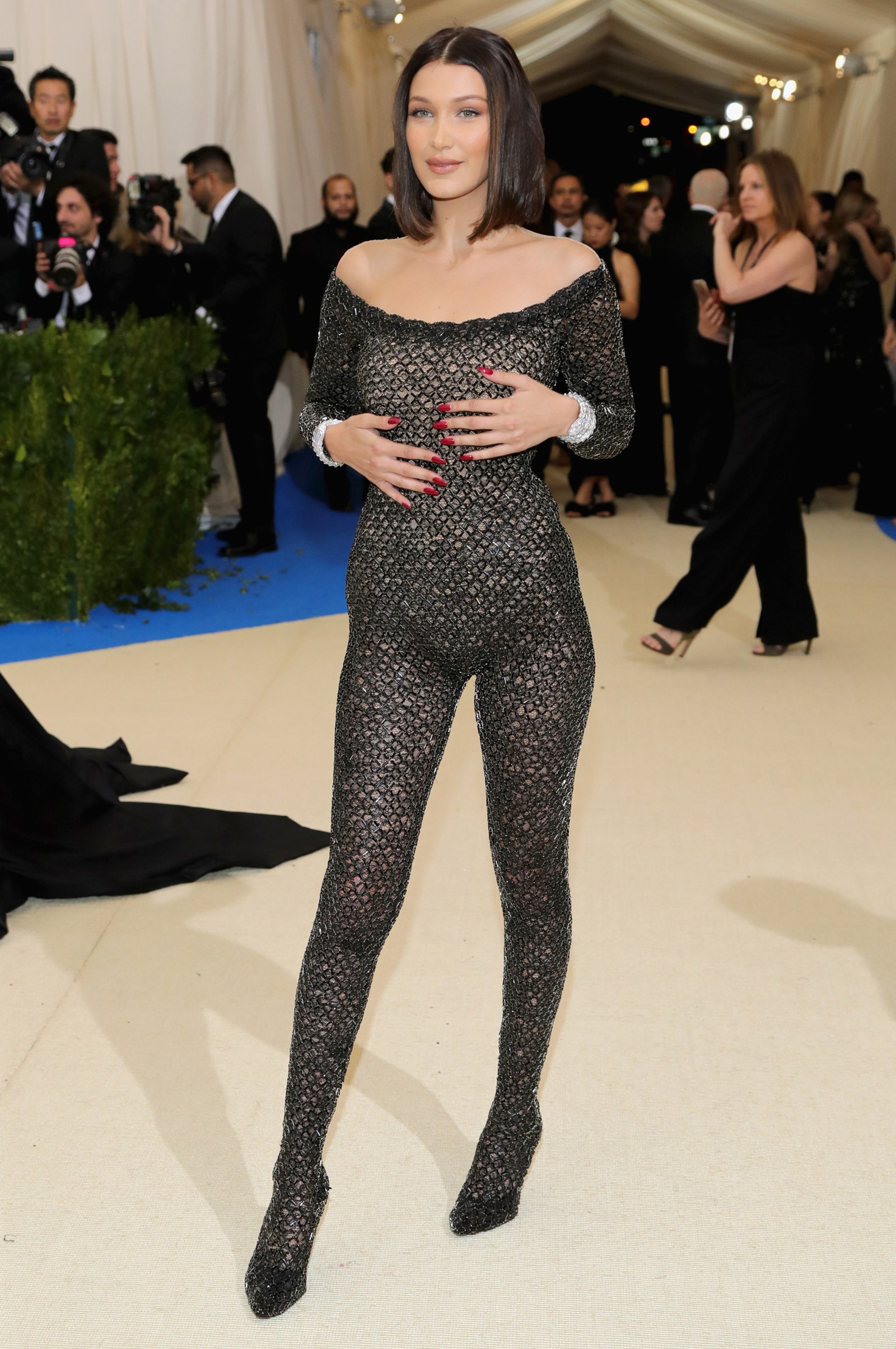 Bella Hadid (Foto: Getty Images)