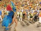 Veja fotos de Sabrina Sato como rainha de bateria da Vila Isabel