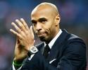 Henry é o novo assistente técnico de Roberto Martinez na Bélgica