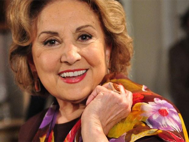 Eva Wilma vem a Natal para lançamento do Troféu Cultura (Foto: Divulgação)