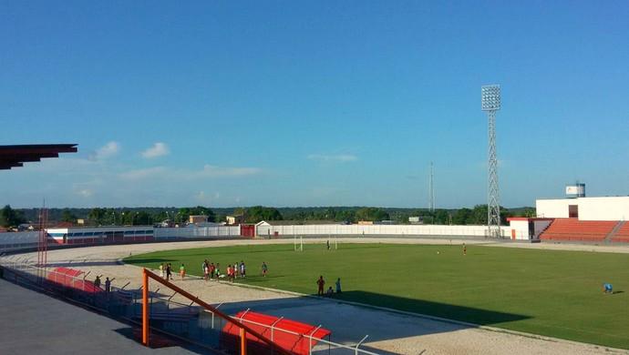 Estádio Gilbertão (Foto: Divulgação)