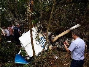 Três pessoas morreram no acidente (Foto: Fabiano Villela/ TV Liberal)