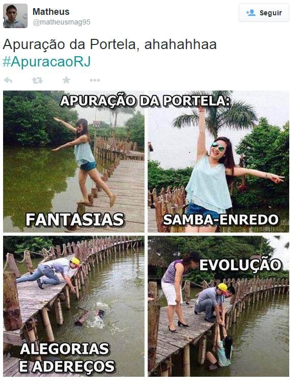 meme carnaval22 (Foto: Reprodução/Twitter)