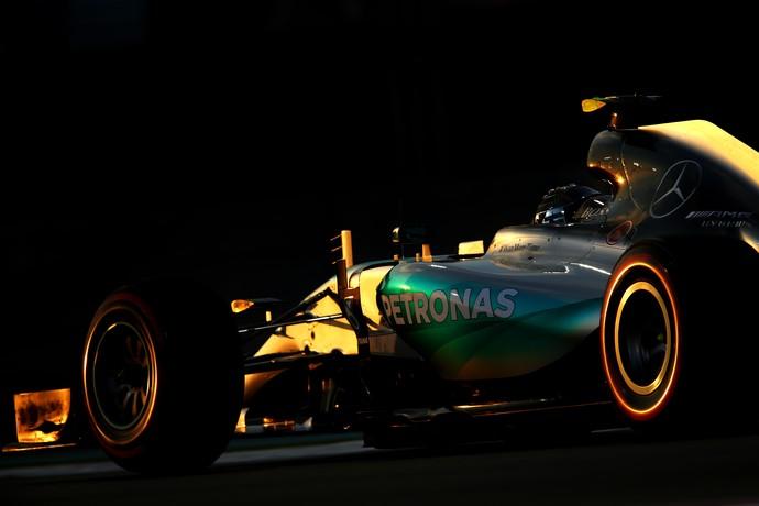 Nico Rosberg GP de Abu Dhabi Fórmula 1 (Foto: Getty Images)