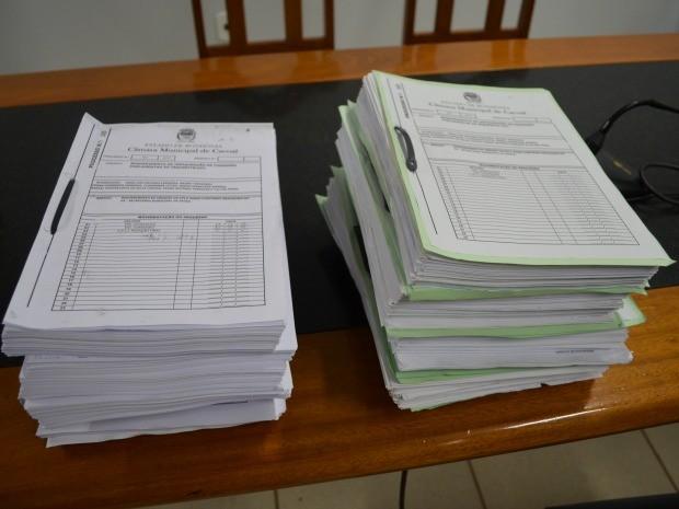 CPI conclui que houve desvio de verbas na saúde de Cacoal, RO (Foto: Magda Oliveira/G1)