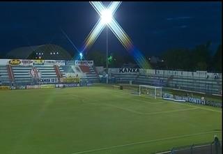 Estádio, Tenente Carriço, Tenentão, Penápolis, Penapolense, CAP, São Bernardo (Foto: Reprodução / Premiere FC)
