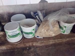 Local estava sem condições higiênicas de funcionamento, diz Vigilância Sanitária (Foto: Divulgação/Vigilância Sanitária)