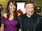 Viúva de Robin Williams revela que o ator sofria de demência