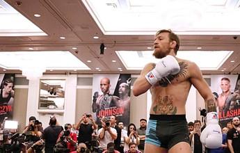 Curtinhas: McGregor quer comprar um tigre e estudar sua movimentação