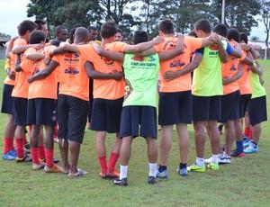 Pimentense segue bem motivado no Rondoniense (Foto: Magda Oliveira)