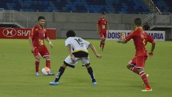 Arthur Maia - América-RN  (Foto: Marcelo Montenegro/Futebol Potiguar)