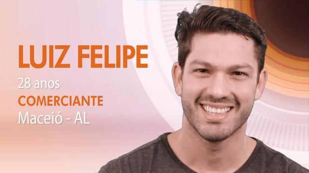 Luiz Felipe Ribeiro (Foto: Divulgação/Globo)
