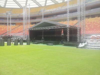 arena da amazonia botafogo x flamengo (Foto: Divulgação)