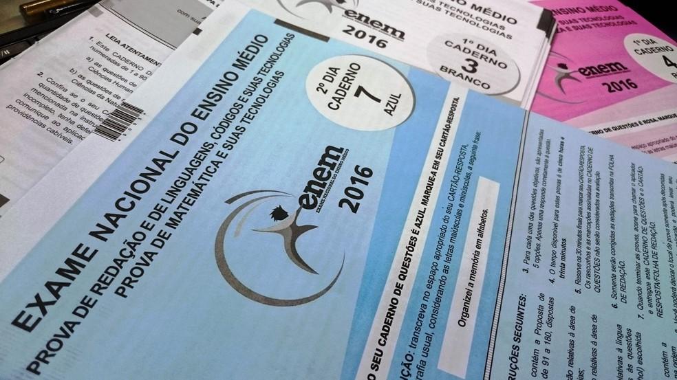 Prova de Ciências da Natureza acontecerá no dia 12 (Foto: Reprodução)